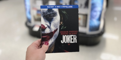 Joker 4K Ultra HD + Blu-ray Combo Just $20 (Regularly $30)
