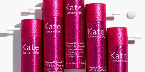 TWO Kate Somerville Wrinkle Serums + Free Samples Only $26 Shipped (Regularly $52)