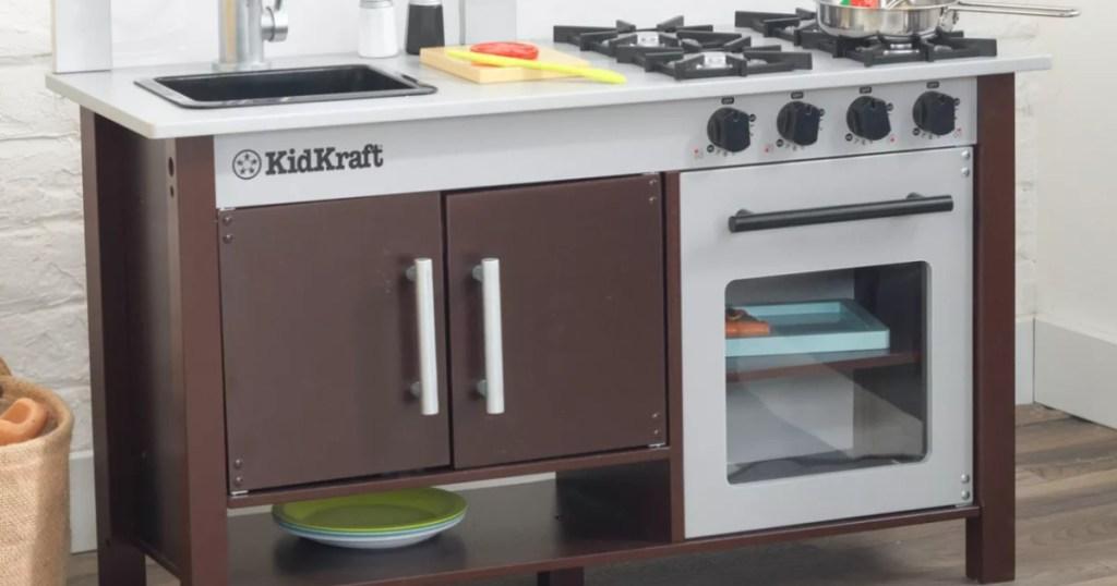 Kidkraft Tiny Chef S Pro Kitchen Only