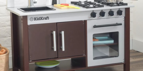KidKraft Tiny Chef's Pro Kitchen Only $53.99 Shipped on Target (Regularly $90)