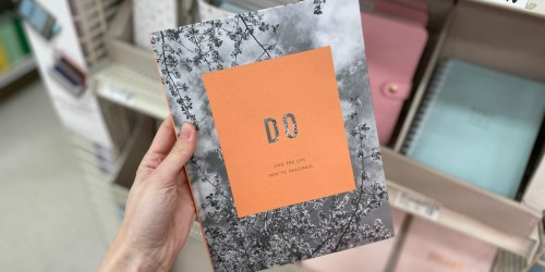 Kikki K Journals Only $5 at Michaels (Regularly $30)
