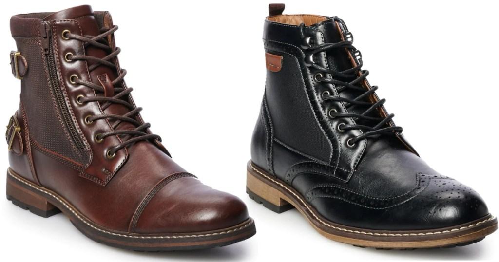 Kohl's Men's Tall Boots