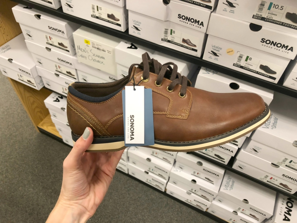 Kohl's Sonoma shoes