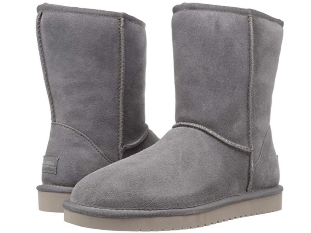 gray UGG Koolaburra Boots