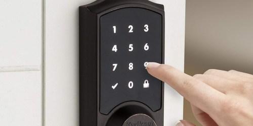 Up to 60% Off Kwikset Smartcode Electronic Door Locks at Lowe's