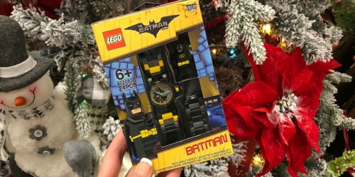 LEGO Minifigure Watch Sets as Low as $9.44 Shipped for Kohl's Cardholders (Regularly $30)
