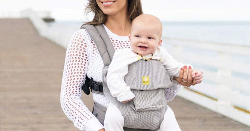 LILLEbaby the complete airflow carrier