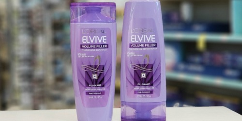 L'Oreal Elvive Shampoo & Conditioner Only $1 Each at Walgreens | Starts 2/9