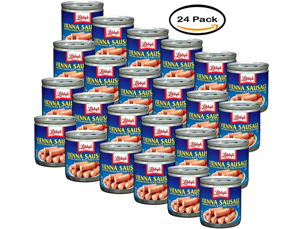 Libby's Vienna Sausages 24-Pack