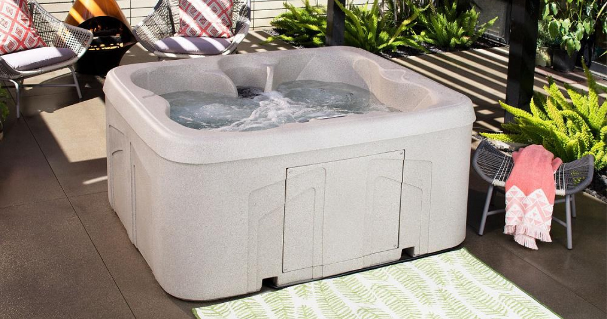 Up To 50 Off Hot Tubs On Home Depot