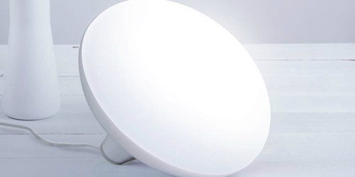 Light Therapy Lamp Only $17.59 Shipped on Amazon