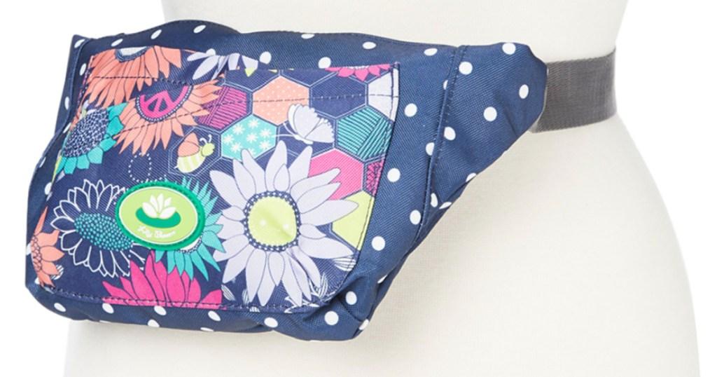 Lily Bloom Sunflower Bag