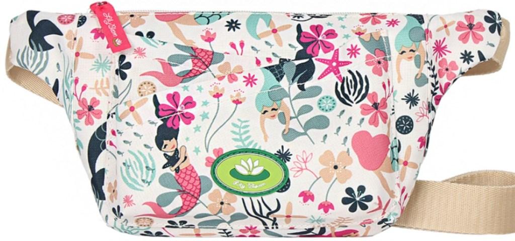 Lily Bloom Mermaid Bag