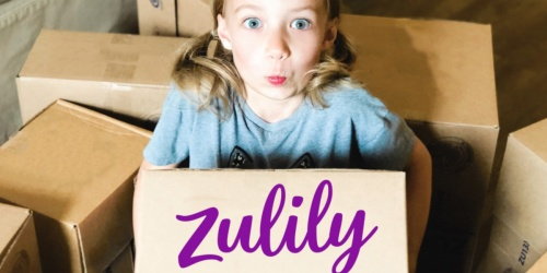 FREE Shipping on ALL Zulily Orders | April 3rd Only