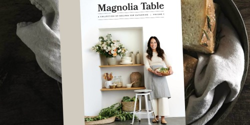 Pre-Order Joanna Gaines' New Cookbook for Just $24.50 (Regularly $35)