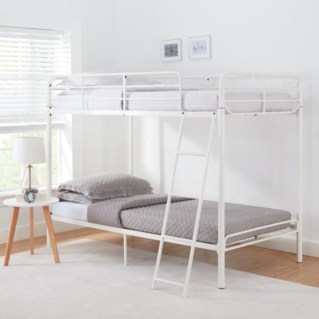 Mainstays Bunk Bed in Black in kids room