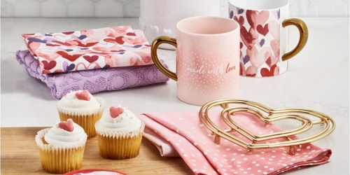 Over 80% Off Martha Stewart Valentine's Day Collection at Macy's