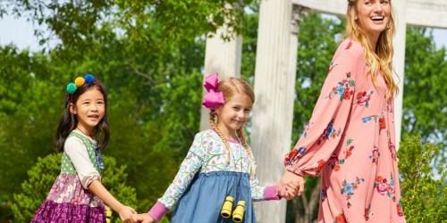 Up to 75% Off Matilda Jane Women's & Kids Apparel