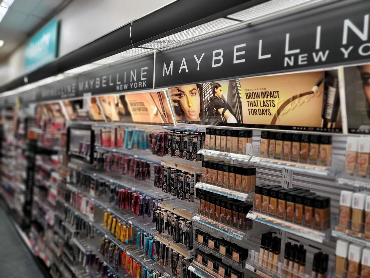 Maybelline Cosmetics at CVS