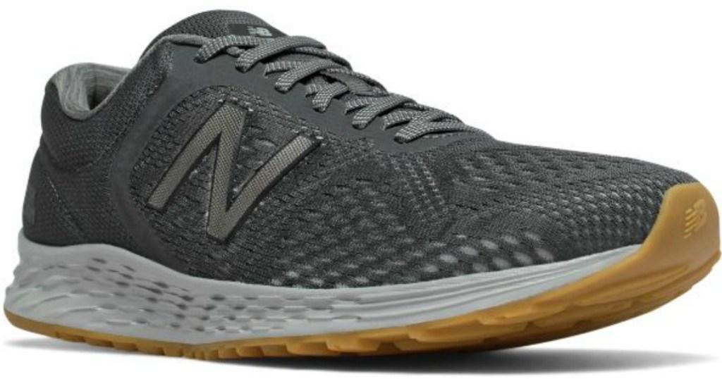 men's gray new balance sneakers