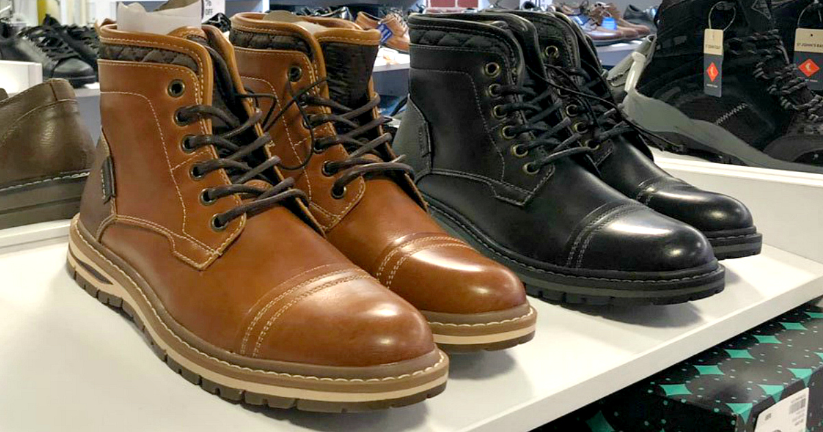 Sonoma Men's Boots as Low as $20.99