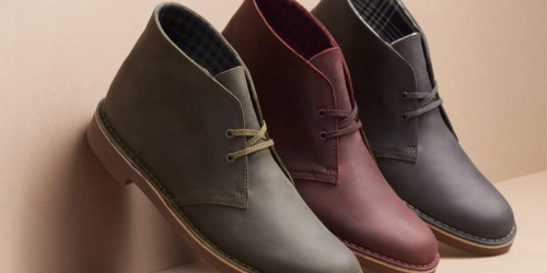 Up to 80% Off Men's Shoes at Macy's | Clarks, Alfani, Tommy Hilfiger & More