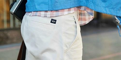Up to 85% Off Dockers Men's Apparel