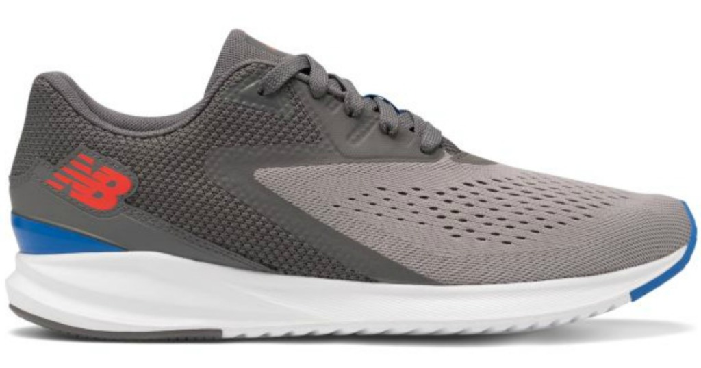 Men's Fuel Core Vizo Pro Running Shoes in grey