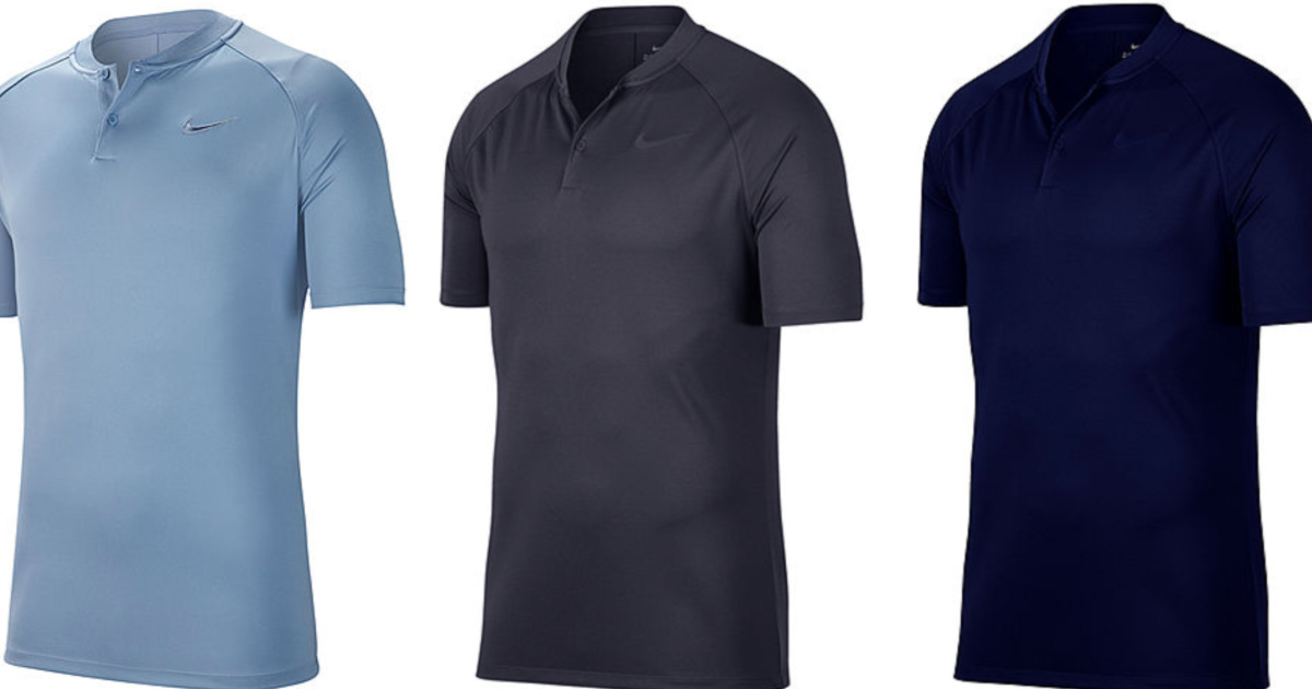 nike polo jcpenney