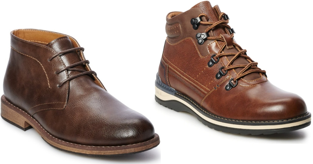 Men's Sonoma Goods for Life boots