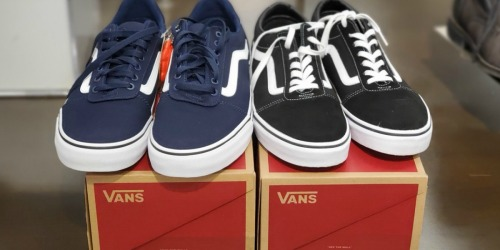 Up to 40% Off Vans Shoes for the Whole Family on Kohl's