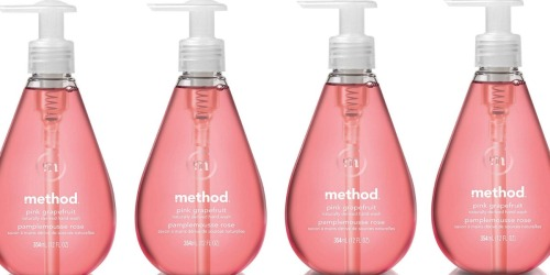 Method Hand Soap 6-Pack Only $11.91 Shipped or Less on Amazon