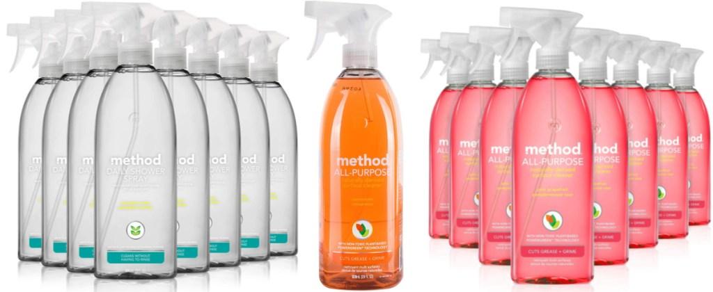 method daily shower spray and all purpose spray