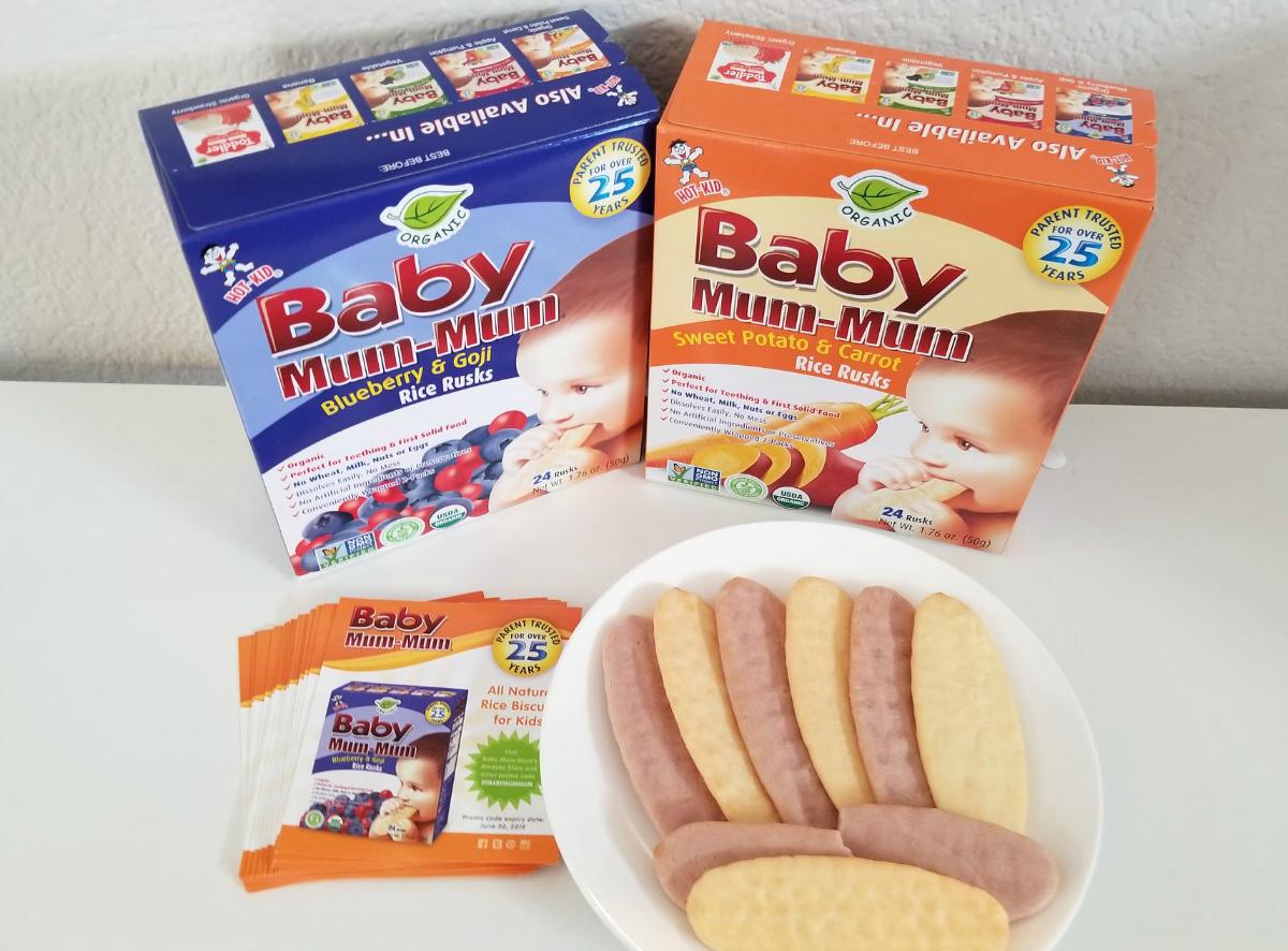 baby mum mum cookies