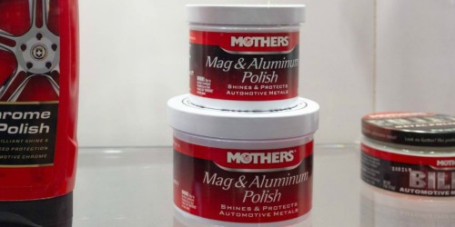 Mothers Mag & Aluminum Polish as Low as $2.86 Shipped on Amazon