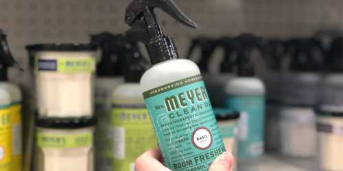 Stock Up on Mrs. Meyer's & Method on Amazon | Save $15 Off $50+
