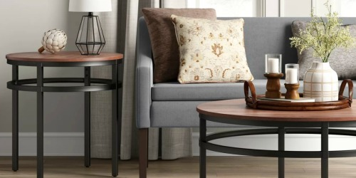 Extra 20% Off ONE Indoor Furniture Item on Target.com