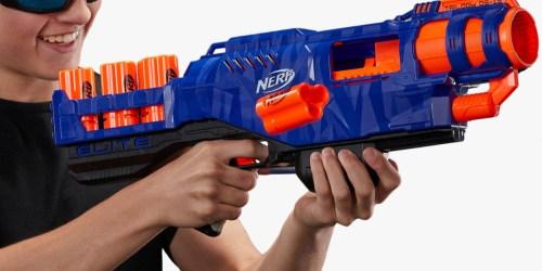 NERF N-Strike Elite Trilogy Blaster Only $24.88 + FREE $10 Walmart eGift Card