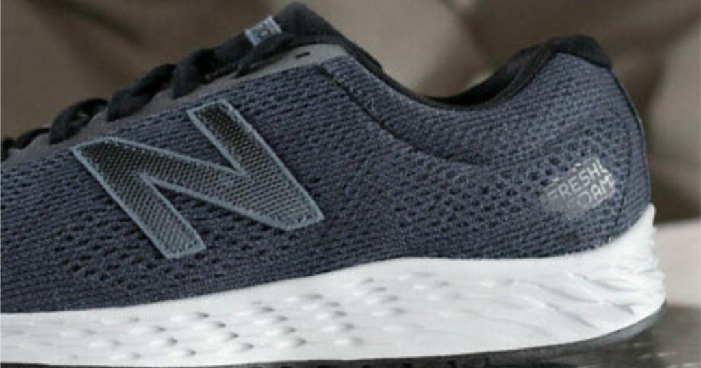 grey pair of New Balance Men's Fresh Foam Arishi v2 Shoes