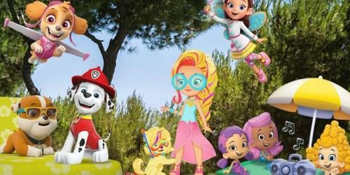 FREE Birthday Phone Call From Nickelodeon Characters (Paw Patrol, Peter Rabbit & More)