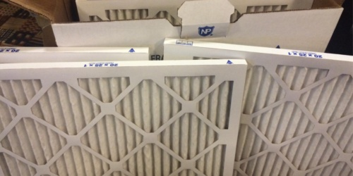 Nordic Pure Air Filter 6-Pack as Low as $22.71 Shipped on Home Depot