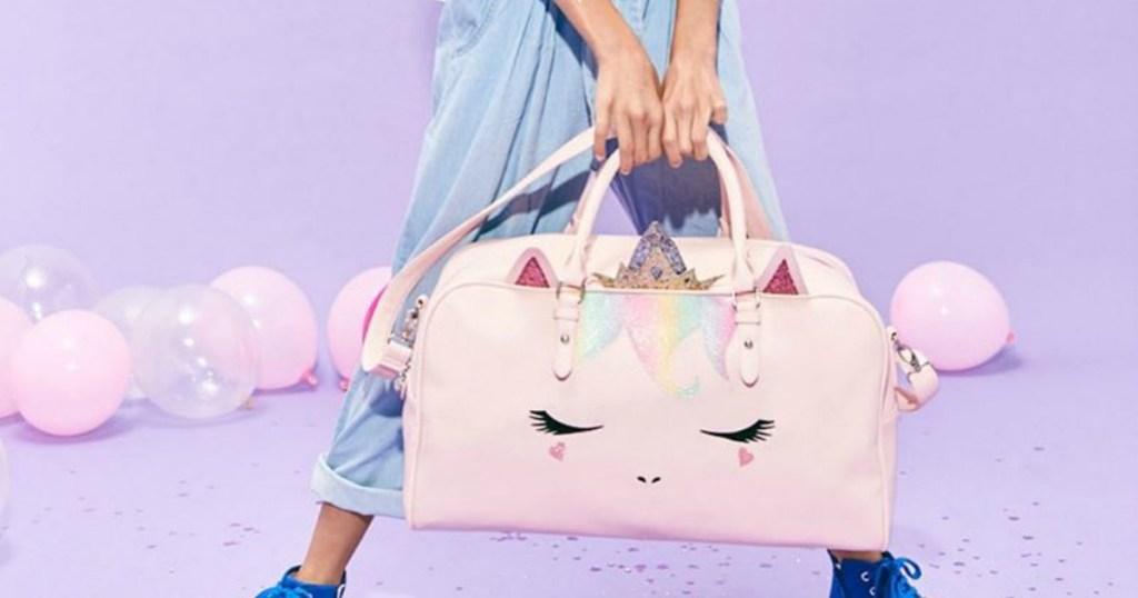 OMG Accessories Unicorn Bag