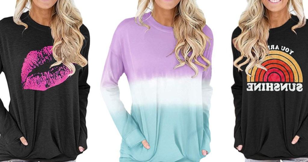 OnlyShe women's sweatshirt (1)
