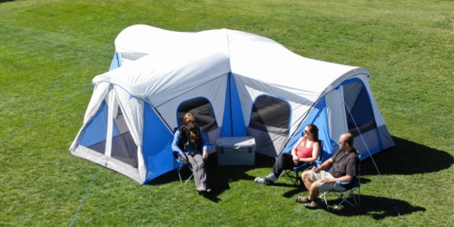 Ozark Trail 16-Person Tent Only $169 Shipped on Walmart.com (Regularly $249)