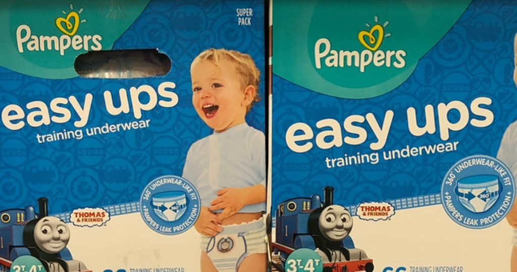 Pampers Easy Ups