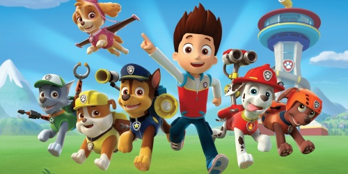'PAW Patrol' Is Coming to the Big Screen With a New Animated Movie