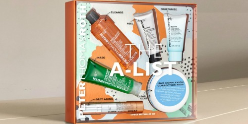 Peter Thomas Roth The A-List Kit as Low as $32.50 Shipped at QVC (Regularly $58)