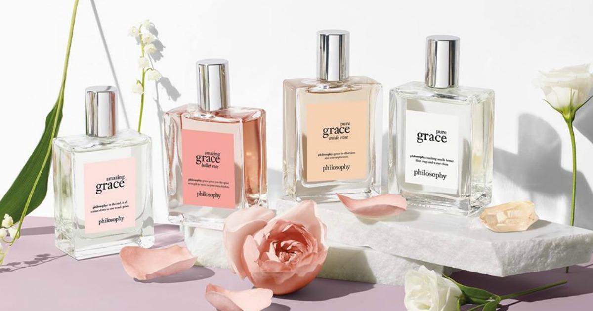 Philosophy amazing grace perfumes