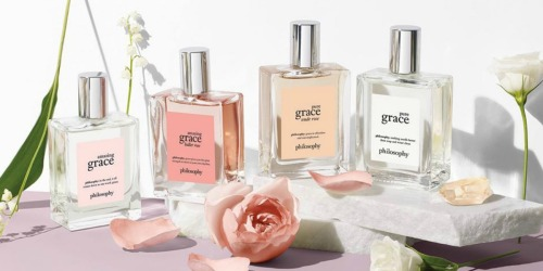 40% Off Philosophy Fragrance & Skincare + TWO Free Samples