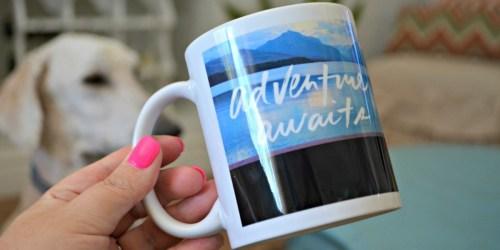 Snapfish Custom Photo Mug Only $6.48 Shipped